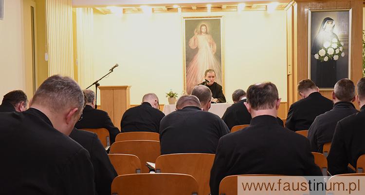 Prośba omodlitwę zarekolekcje kapłanów