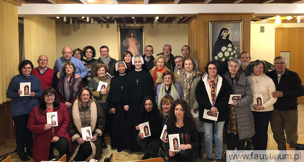 Retreat for the Apostles of the Divine Mercy from Spain