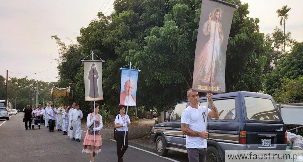 Fotos de la celebración de la Fiesta de la Misericordia 2019