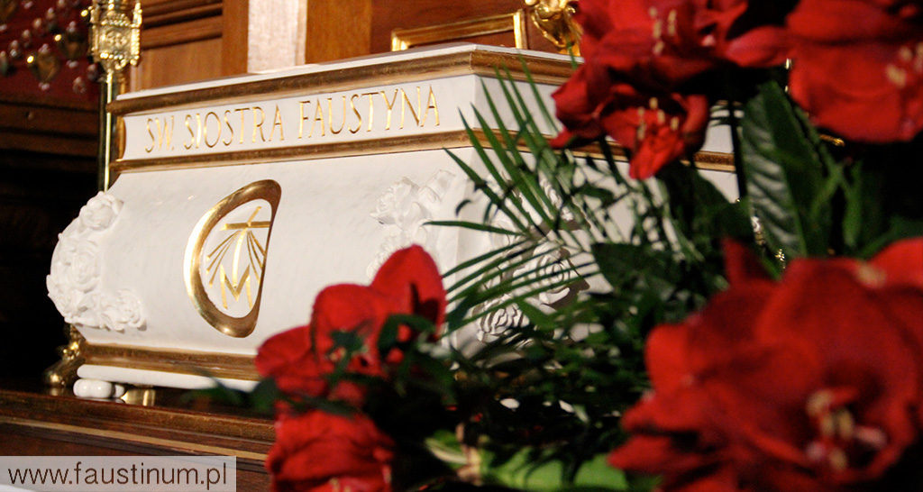 81st Anniversary of the holy sister, St. Faustina's departure from earth to the House of the Father