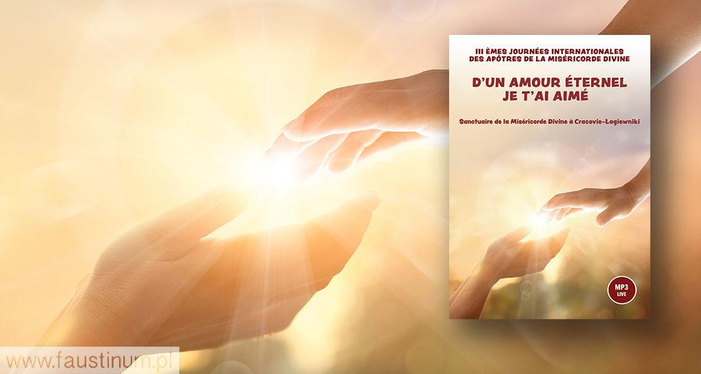 """3èmes Journées Internationales des Apôtres de la Miséricorde Divine — <span class=""""caps"""">CD</span>"""
