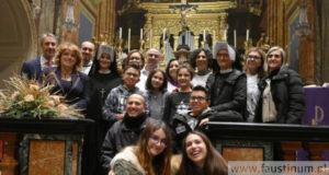 Wprowadzenie relikwii św.Siostry Faustyny wTurynie