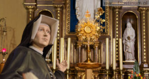 Davanti a Gesù con Santa Faustina