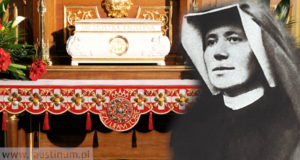 20° anniversario della canonizzazione di Santa Suor Faustina