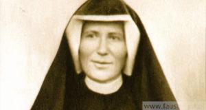 Litany of Saint Faustina