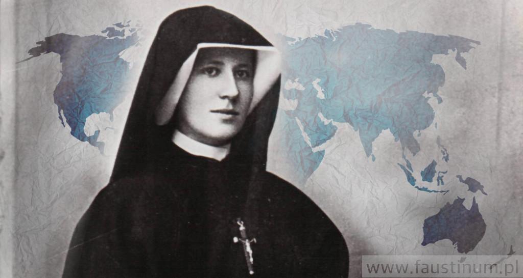 Décret d'inscription de la célébration de sainte Faustine