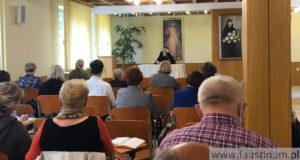 Spotkanie wspólnoty krakowskiej – listopad 2020