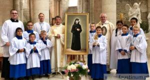 Wspomnienie św.Faustyny wGallardon