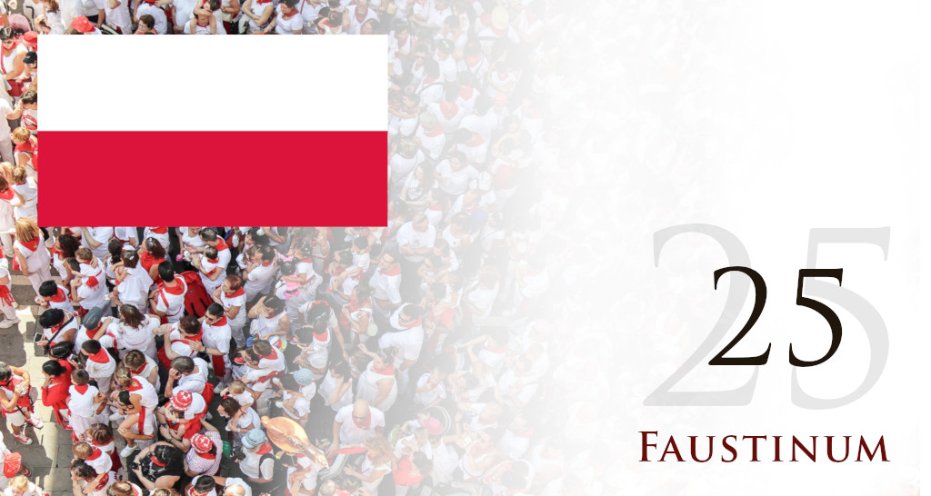 """""""I am in the Faustinum Association because…"""" –testimonies from Poland"""