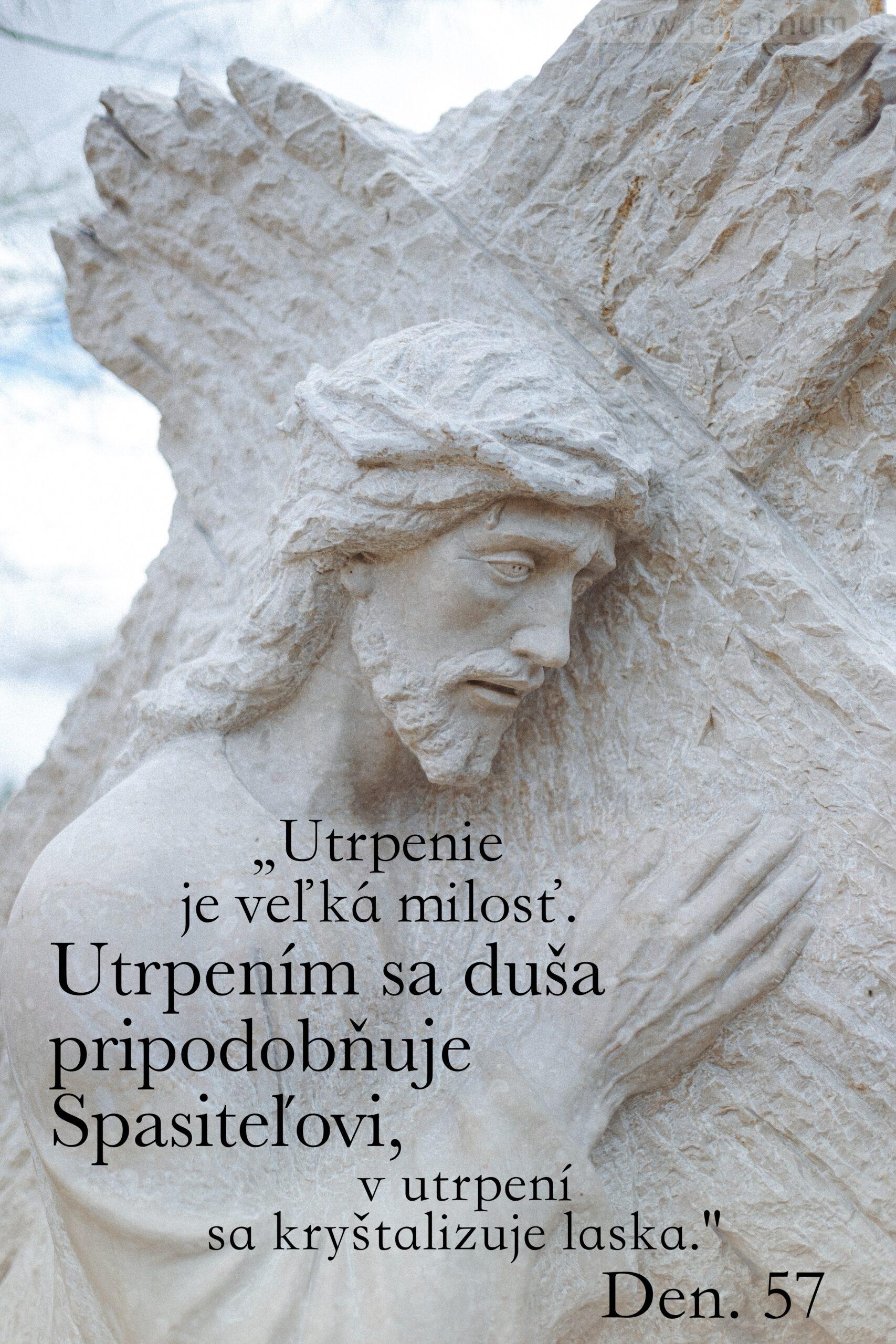 Faustina, Utrpenie, Den. 57