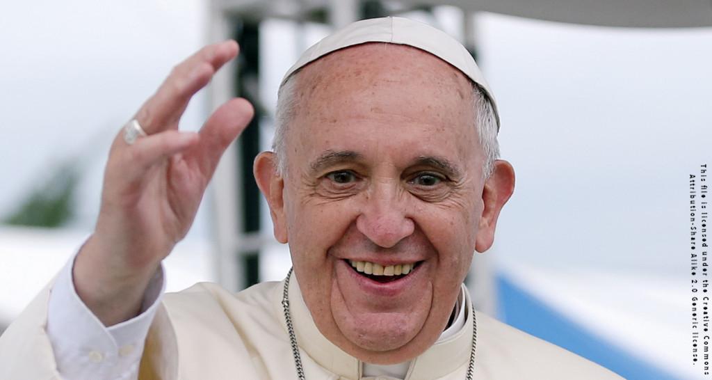 Auguri pasquali dal Santo Padre